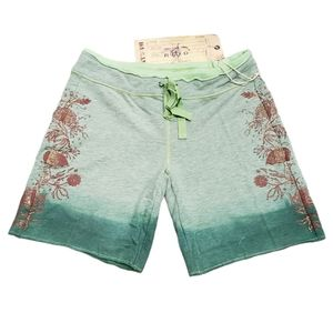 Da-Nang Green Shorts NWT